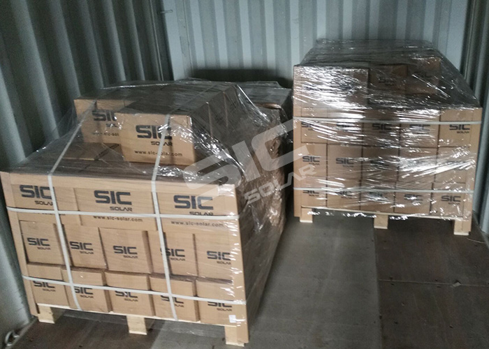 Package for Solar Clamps For Metal Roof